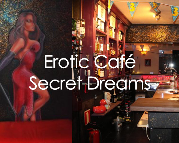 Erotic Café Secret Dreams